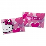 "HELLO KITTY - Coussin  - 28 x 42 cm - ""Mimi Love"""
