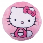 HELLO KITTY - Coussin - 36 cm - Body Pink