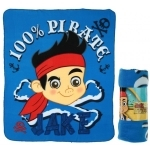 PIRATE JAKE - Plaid - couverture - 120 x 140 cm