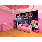 MONSTER HIGH - Poster - Papier- peint 368X254CM-