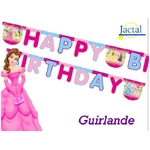 DISNEY PRINCESSE - Guirlande Lettre (HAPPY BIRTHDAY)180X15cm