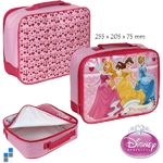 DISNEY PRINCESSE - Sac à Gouter Isotherme- Lunch Bag - 25.5 cm de largeur