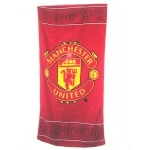 SERVIETTE Football Manchester United 150 x 75 cm