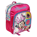 MINNIE - Sac à dos/à gouter - Cartable - Hauteur 27 cm