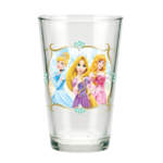 DISNEY PRINCESSE  - Lot de 3 verres 23.7Cl