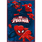 SPIDERMAN - Plaid - couverture - 150 x 100 cm