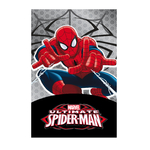 SPIDERMAN - Plaid - couverture - 100 x 150 cm