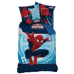 SPIDERMAN - Parure de lit - Housse de Couette -140 x 200 cm - Ultimate Spiderman