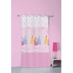 "Disney Princesse - Rideau  ""Garden Party"" - 140 x 260 cm"