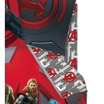 AVENGERS - Drap Housse 90 x 190 cm - League