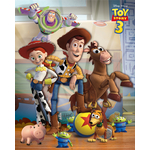 TOY STORY - Poster 40 x50 cm  - Affiche