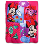 MINNIE - Plaid - couverture - 120 x 140 cm