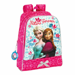 FROZEN - Sac à dos - Grand Cartable - 42 cm de hauteur
