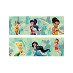 DISNEY FAIRIES- Frise murale - 10.6 cm de largeur