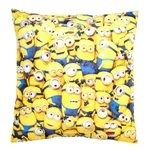 MINIONS - Coussin - 40 x 40 cm - Family