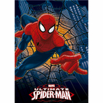 SPIDERMAN - Plaid - Couverture caline - 100 x 150 cm
