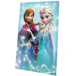 FROZEN - Reine des neiges- Plaid - Couverture caline - 100 x 150 cm