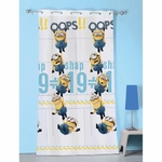 MINIONS - Voilage - 140 x 240 cm - Oops