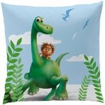 THE GOOD DINOSAUR - Coussin - 40 x 40 cm - Arlo et Spot