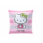 "HELLO KITTY - Coussin 40 x 40 cm - "" Mady """