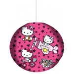"HELLO KITTY / Abat-jour pour Suspension-Lanterne en Papier - Hello Kitty""Bonjour"""