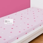 "Hello Kitty - Drap housse   "" Mathilda"""