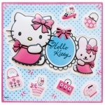 DECORATION MURALE 3D Hello Kitty ( GID)