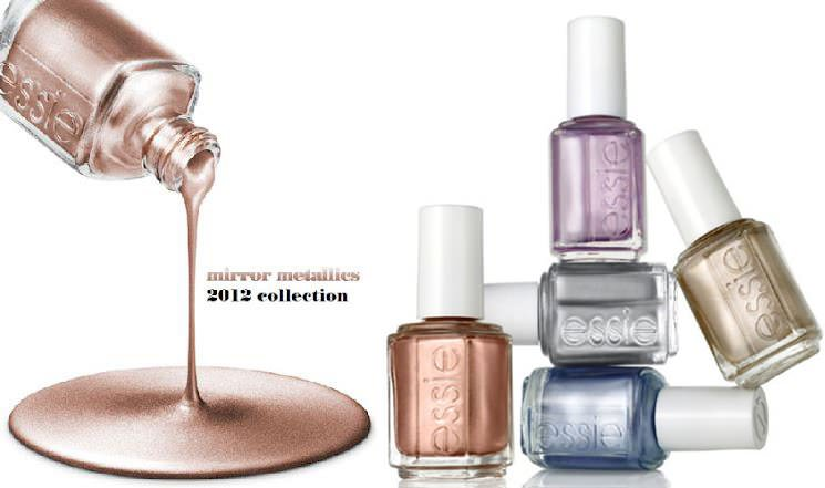 Essie-Mirror-Mettalics-summer-2012-Nail-Polish-Collection