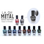 L.A. Girl - Collection Metal