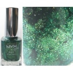 NYX - Girls Nail Polish - EMERALD FOREST