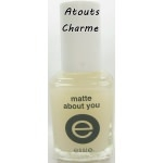 ESSIE - Top Coat - MATTE ABOUT YOU