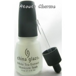 CHINA GLAZE - Soin Cuticules - WHITE TEA EXTRACT MANICURE SOAK
