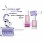 ESSIE - Collection - WEDDING 2013 USING MY MAIDEN NAME
