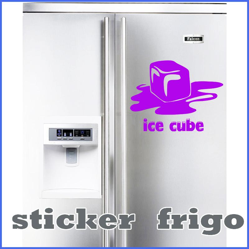 Stickers D Co Cuisine Frigo Ice Cube Deco Cuisine