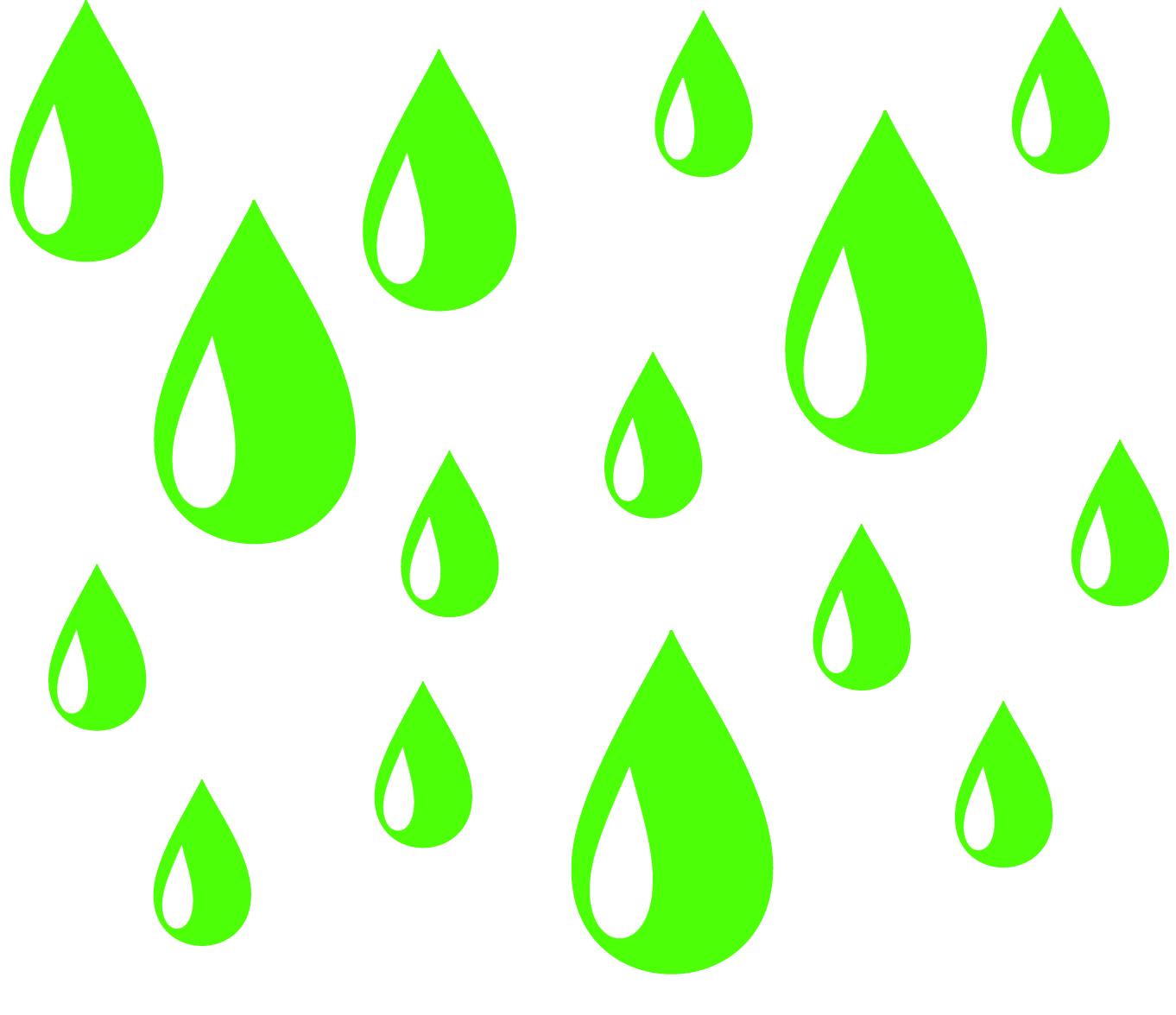 Stickers salle de bain gouttes d 39 eau d co de la maison - La maison du stickers ...