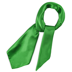 Foulard carré Gala <br/>Vert