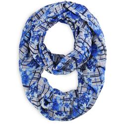 Snood Caroflor Bleu