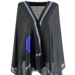 Châle Rosacruz Bleu