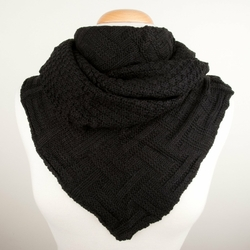 Snood V <br/>Noir