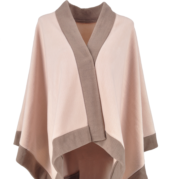 poncho-femme-duo-beige-taupe-AT-02656-F16