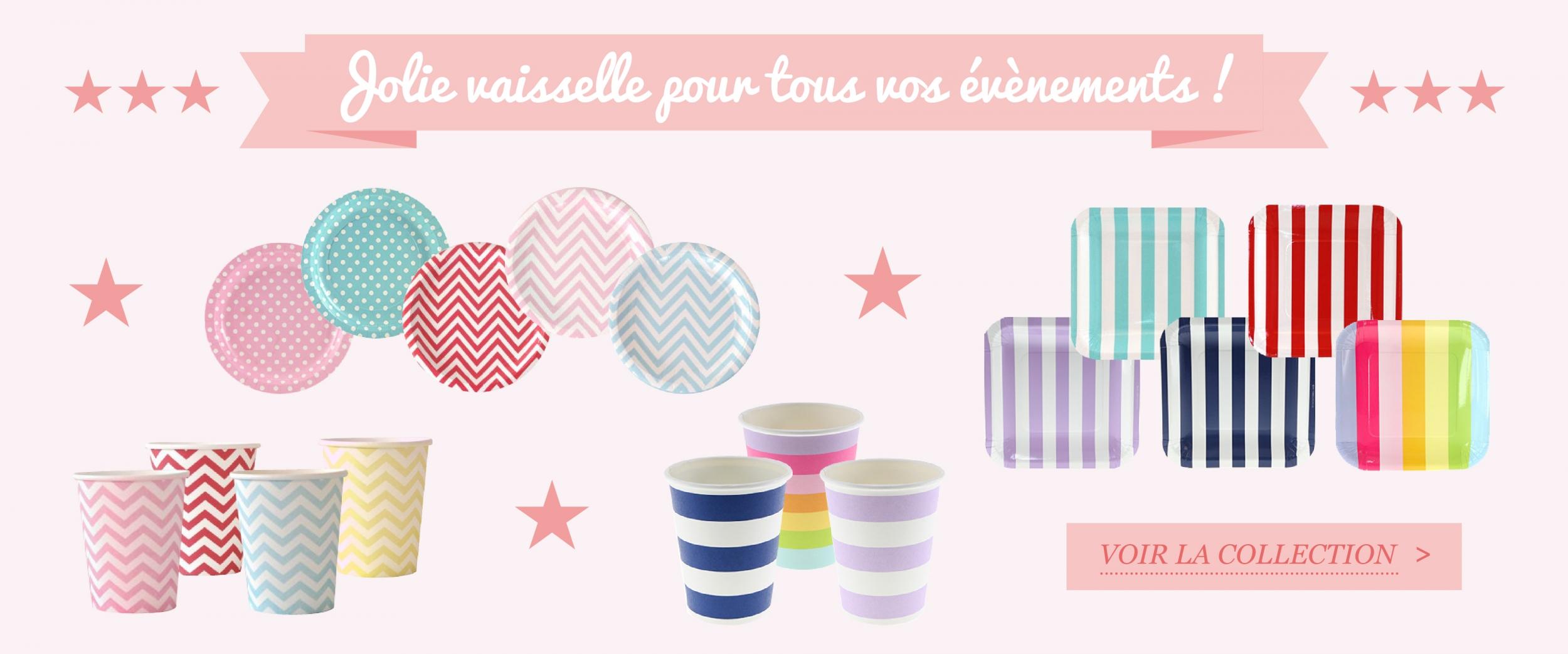Deco De Fete Anniversaire Baby Shower Bapteme Candy Bar Sweet Table