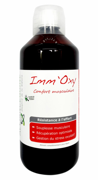Imm oxy Alliance equine