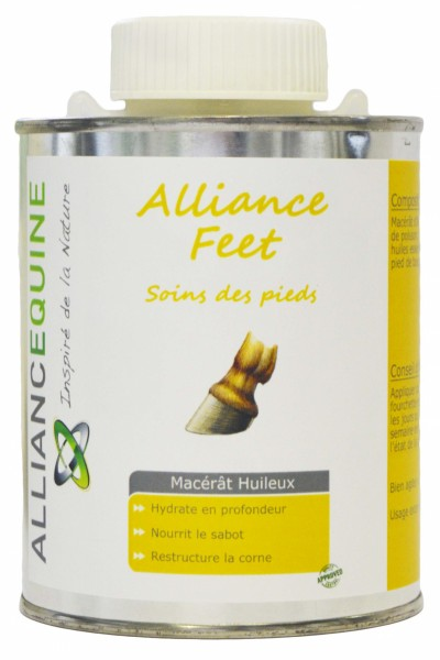 Alliance feet