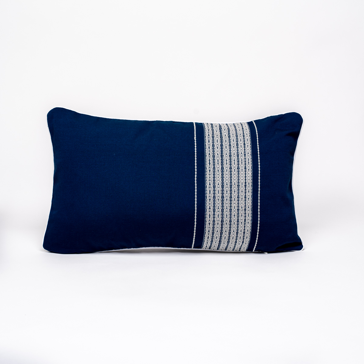 Coussin Pleichuet bleu