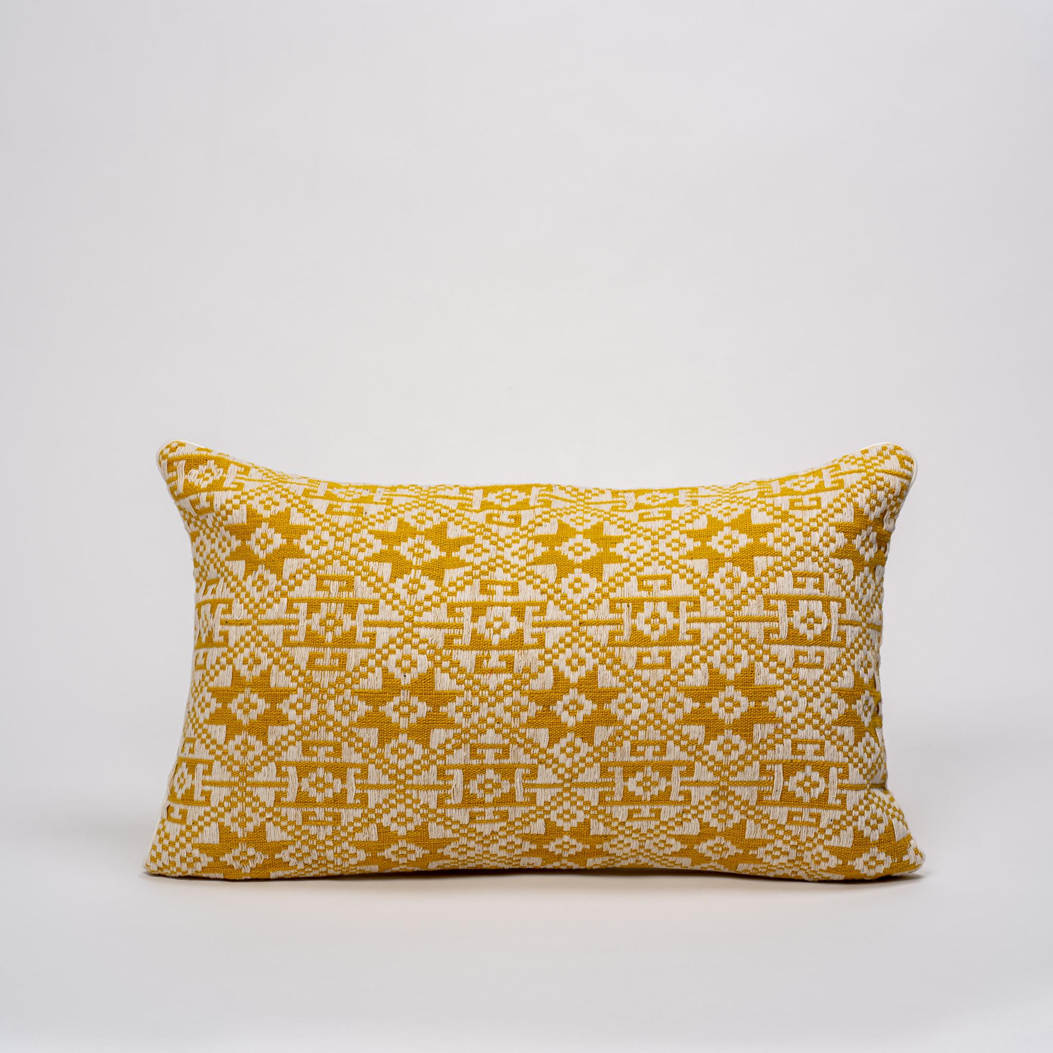 Coussin décoratif et artisanal
