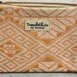pochette-orange-blanche-tissee-lao-trend