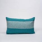 coussin-ecoresponsable-ede-branche-turquoise-blanc-petit-1