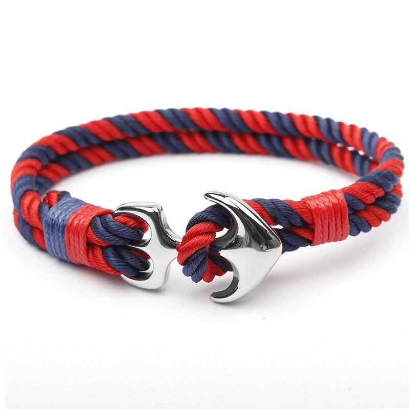 Bracelet homme en corde SKIPPER