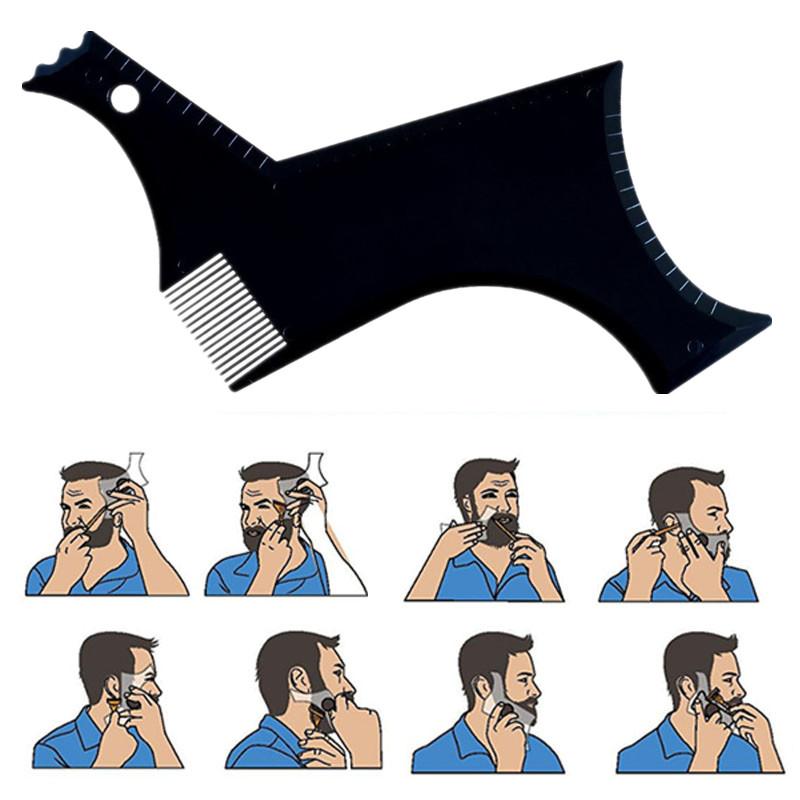 Peigne à barbe homme