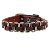 NIUYITID-personnalit-marron-en-cuir-v-ritable-alliage-boucle-Bracelet-pour-femmes-hommes-Vintage-mode-bracelets